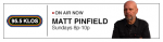 New & Approved with  Matt Pinfield