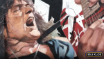 Mural Of The Late Eddie Van Halen Will Be Unveiled At Guitar Center