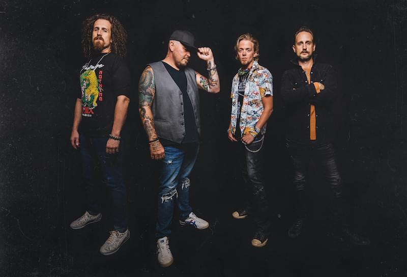 Black Stone Cherry guitarist Ben Wells on Whiplash this week