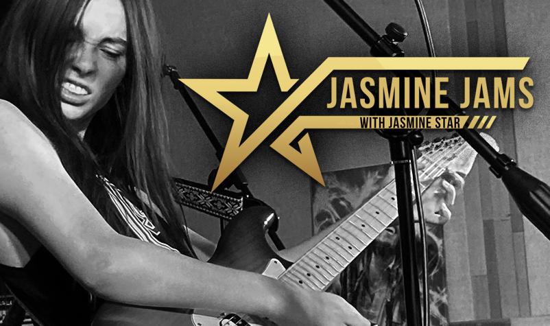"Jasmine Jams Episode 8 | Ozzy Osburne – ""No More Tears"""