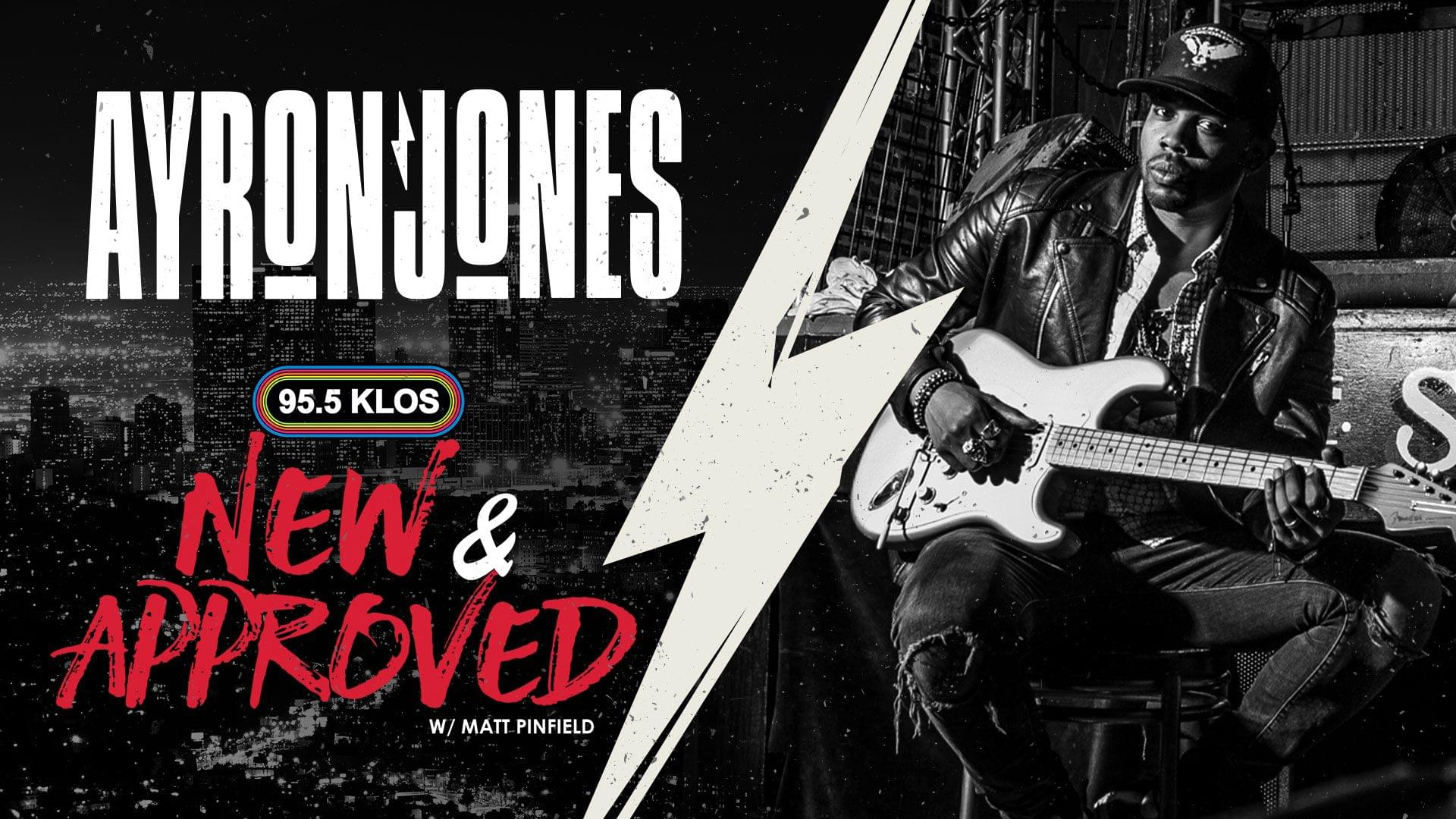 """Ayron Jones Talks Lessons B.B. King's Legacy Has Taught Him & Meaning Behind New Single """"Mercy"""""""