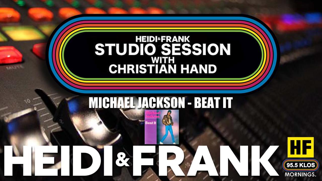 HF Studio Session With Christian James Hand 02/22/21