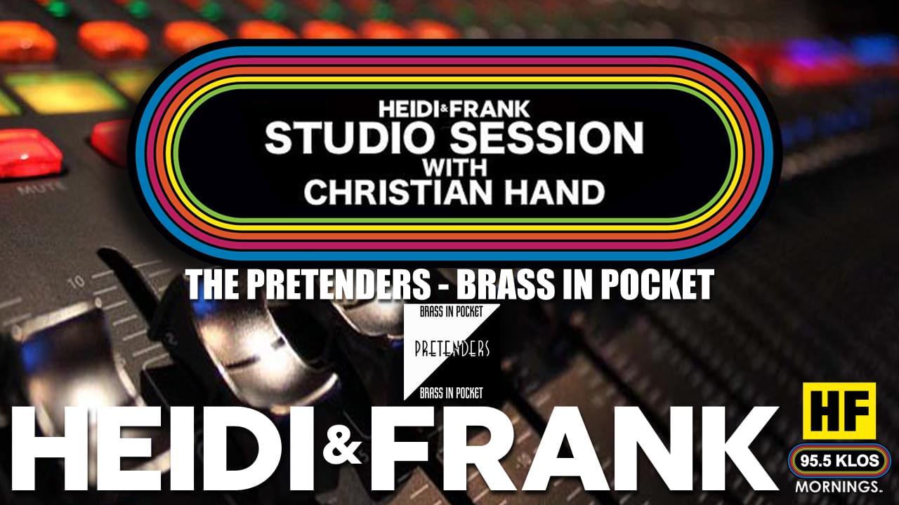 HF Studio Session With Christian James Hand 03/08/21