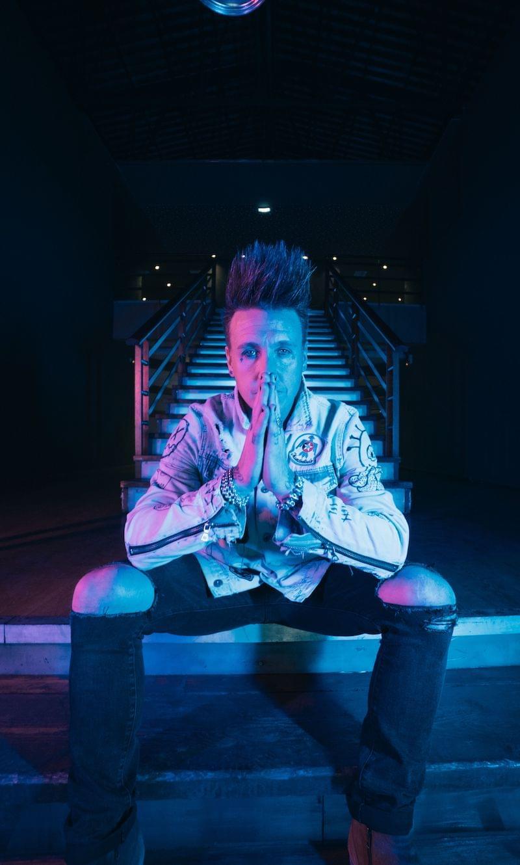 Jacoby Shaddix of Papa Roach on Whiplash this Monday & Tuesday!
