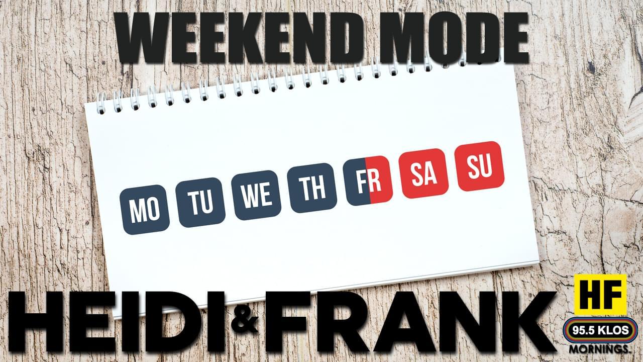 Weekend Mode