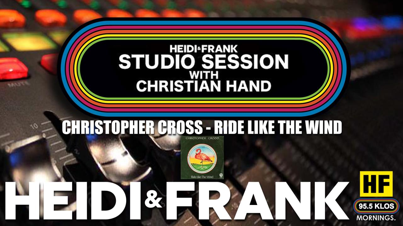 HF Studio Session With Christian James Hand 03/15/21