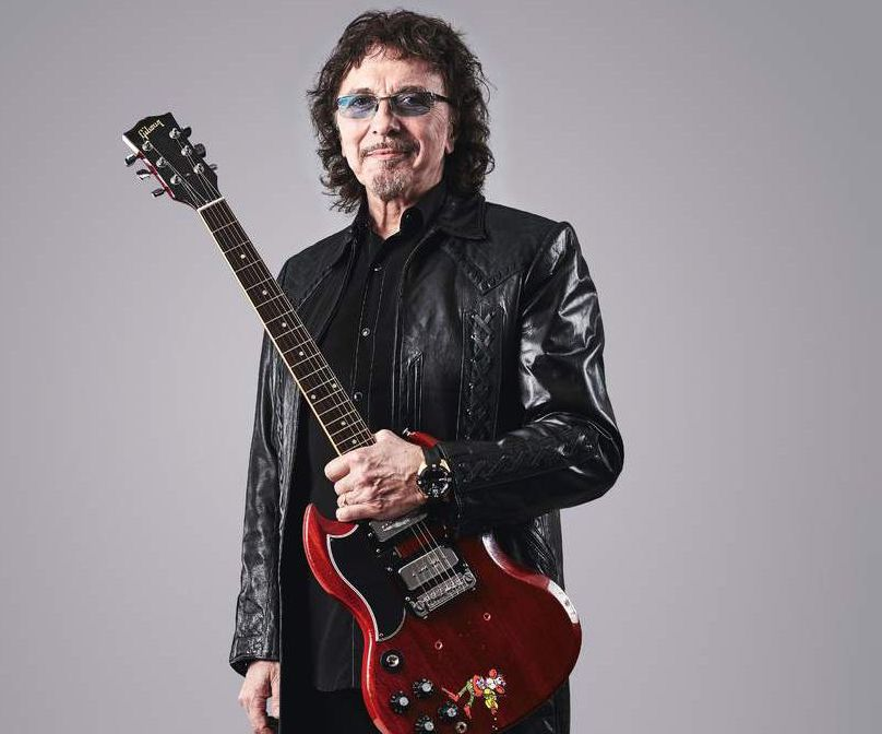 Tony Iommi Press Photo
