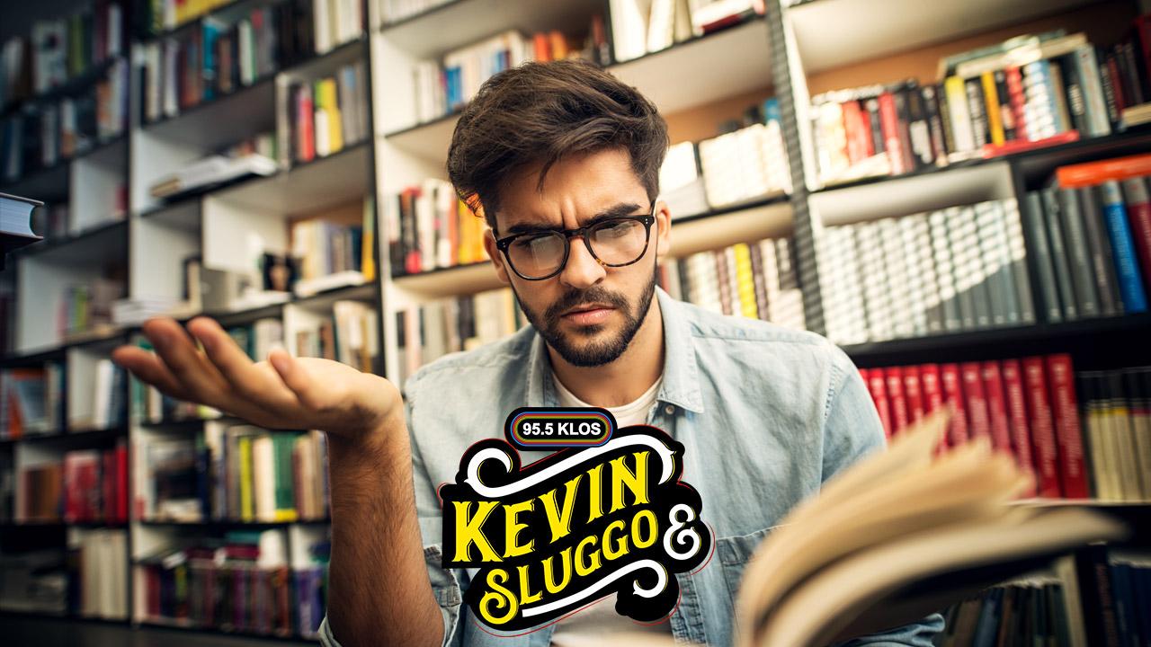 Kevin & Sluggo Show: College Stupidity