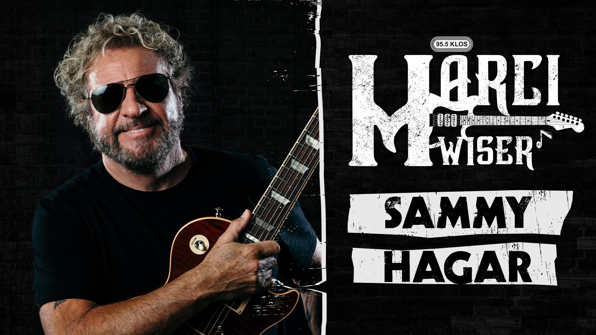Sammy Hagar Talks Live Shows, Sammy Music, His Record Label Wanting Van Halen To Change Their Name & More!