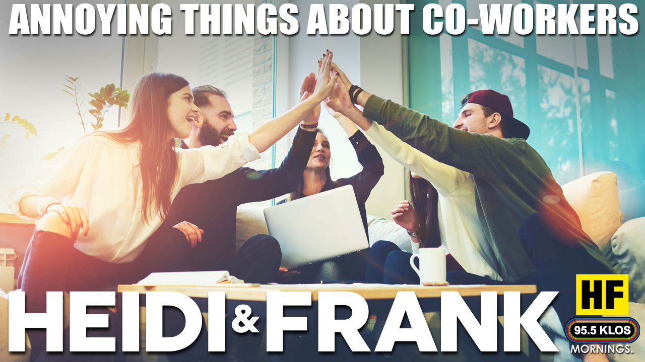 Annoying Things About Co-Workers