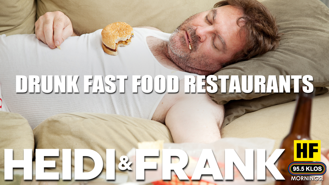 Drunk Fast Food Restaurants