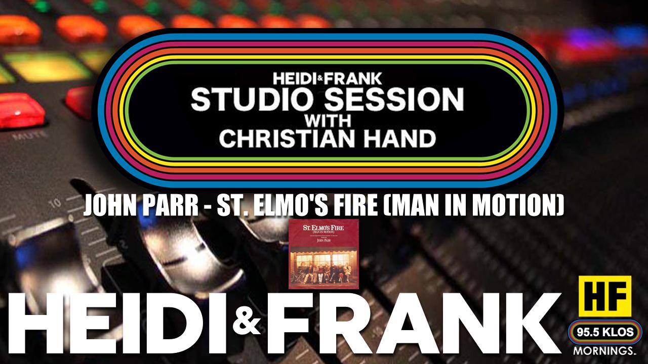 HF Studio Session With Christian James Hand 04/26/21