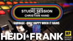 HF Studio Session With Christian James Hand 05/03/21
