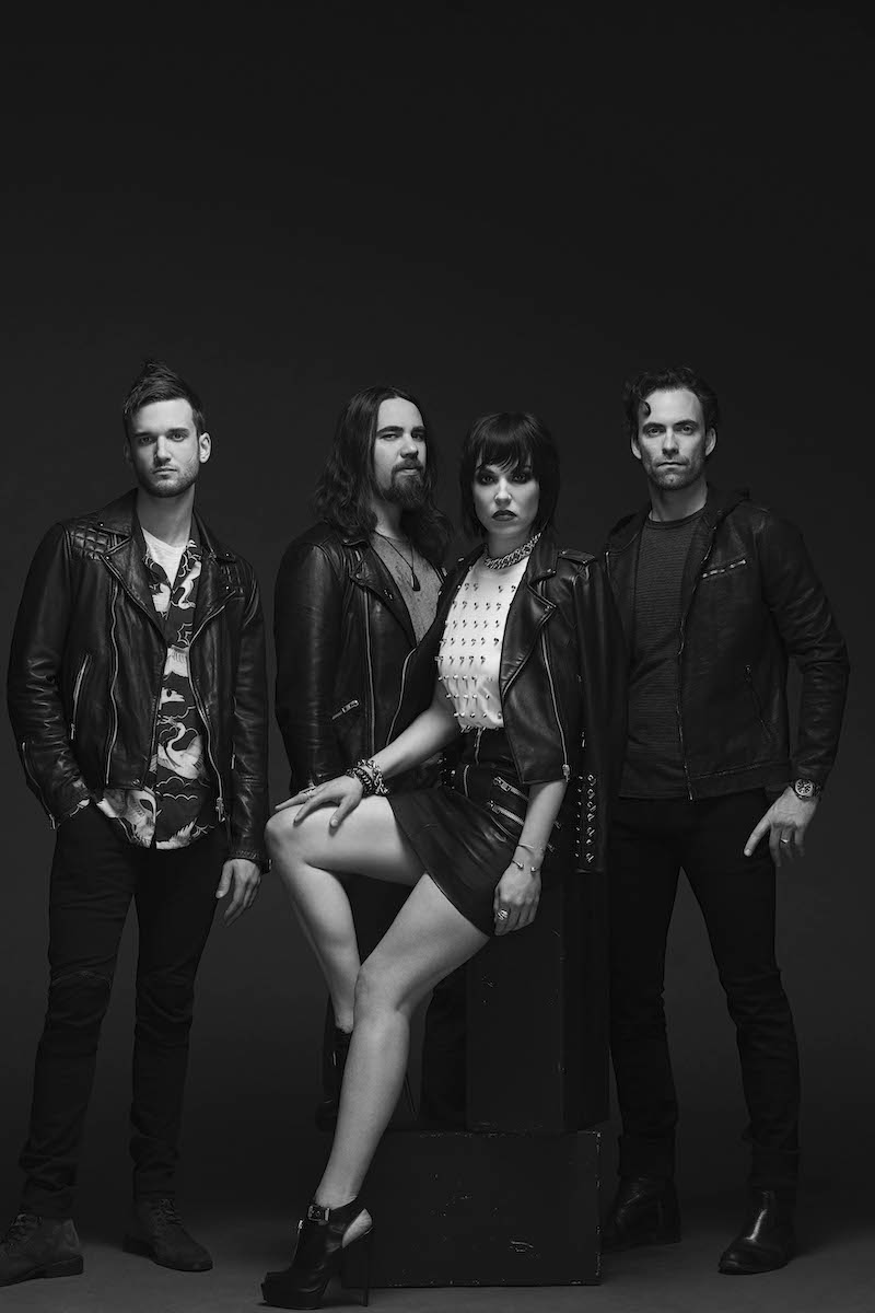 Lzzy Hale of Halestorm guests on Whiplash!