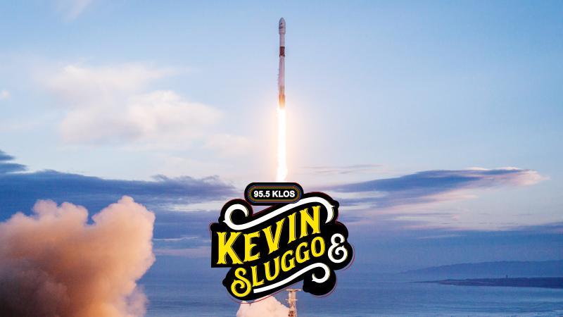 Kevin & Sluggo: Rogue Chinese Rocket