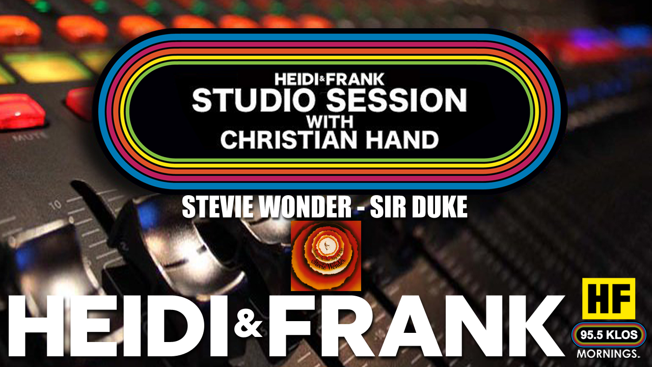 HF Studio Session With Christian James Hand 05/17/21