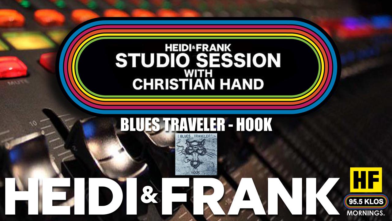 HF Studio Session With Christian James Hand 06/01/21