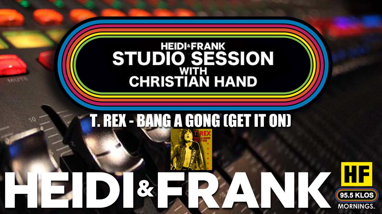 HF Studio Session With Christian James Hand 06/07/21