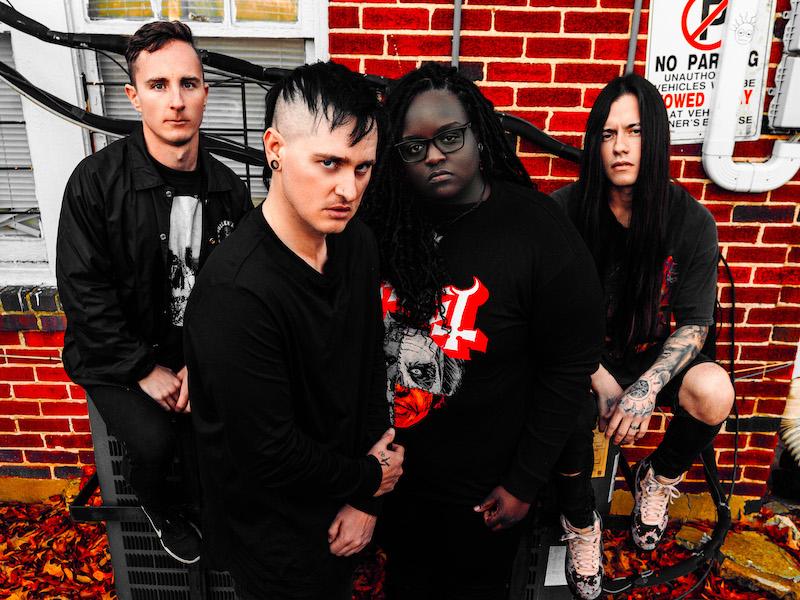 Tetrarch guitarist Diamond Rowe guests on Whiplash!