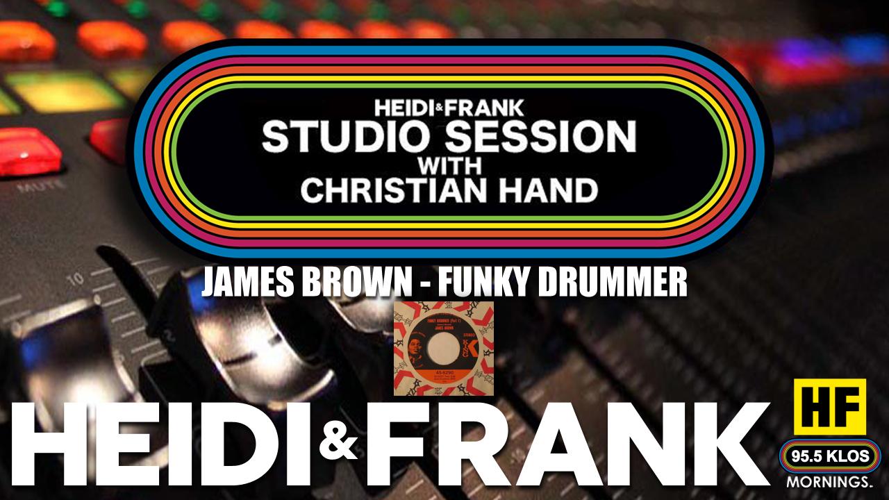 HF Studio Session With Christian James Hand 07/19/21