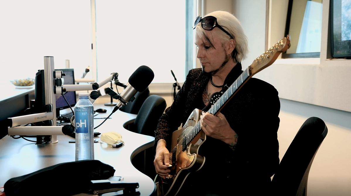John 5 Chats With Marci About New Band L.A. Rats