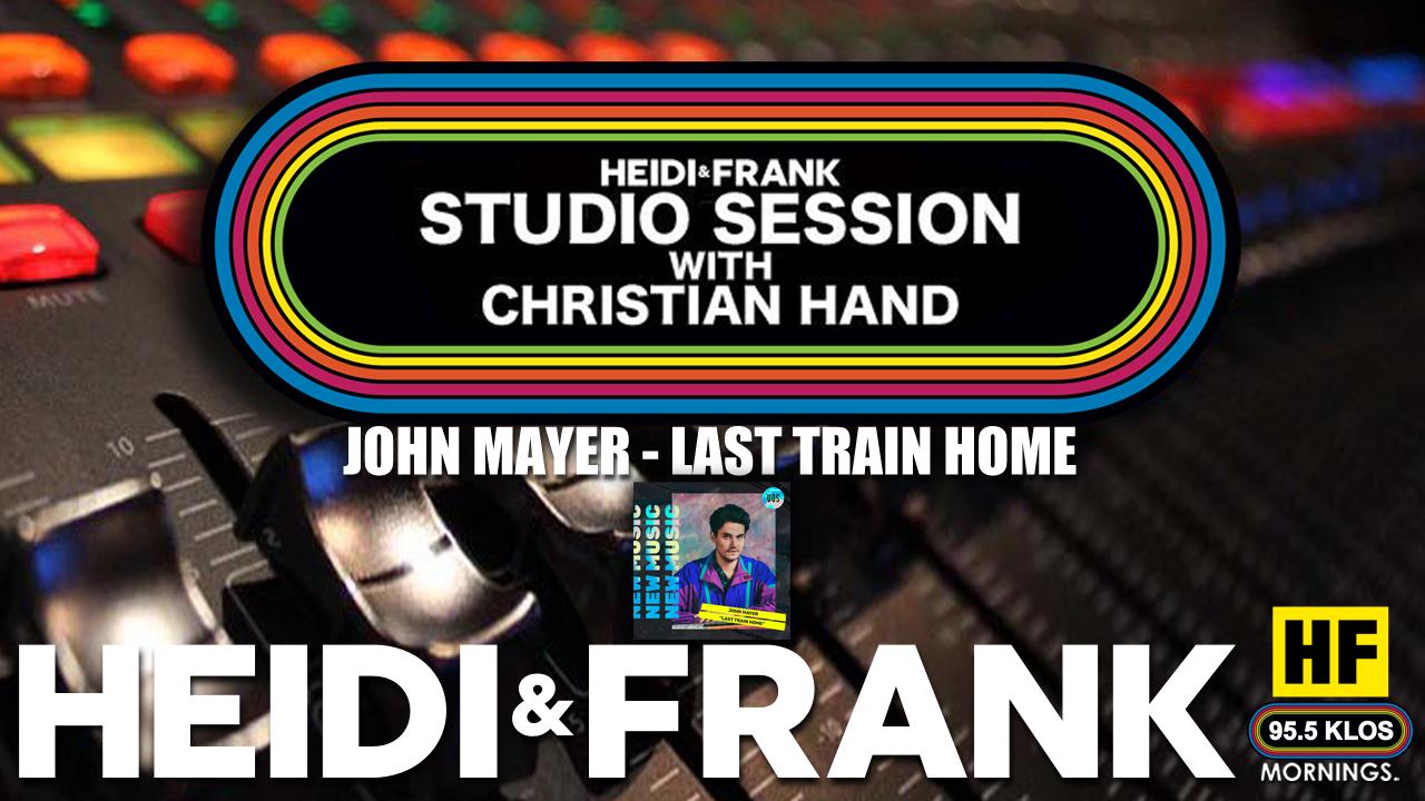 HF Studio Session With Christian James Hand 07/26/21