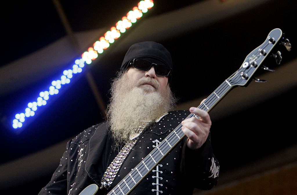 ZZ Top's Dusty Hill Passes Away At Age 72