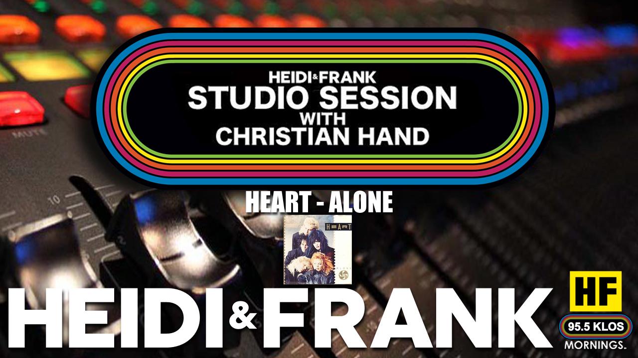 HF Studio Session With Christian James Hand 08/09/21