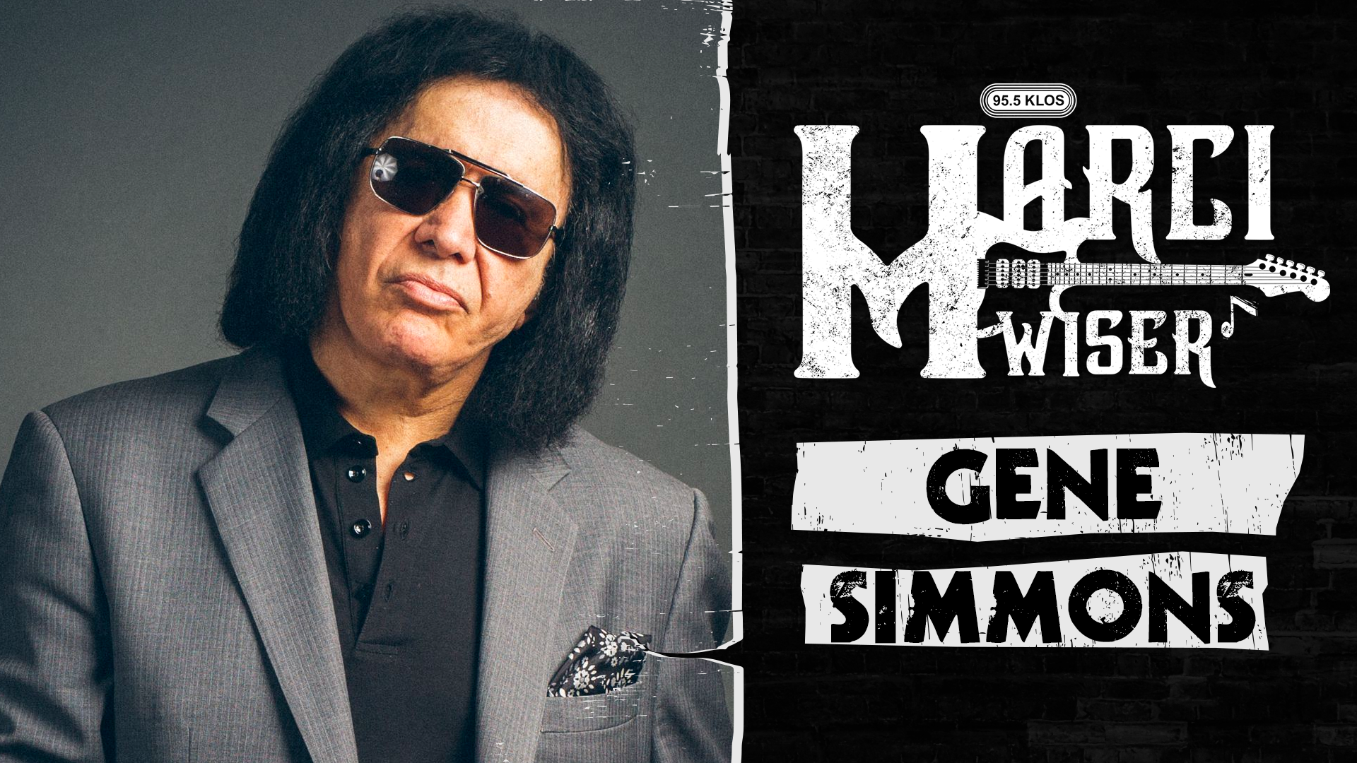 Gene Simmons Talks Paul Stanley Getting COVID,  Recent Flare-Up With David Lee Roth,  Upcoming KISS Show & More!
