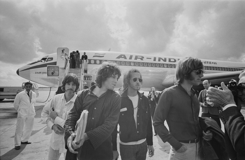 """The Doors' Release """"Riders On The Storm"""" Demo As A Preview To The 50th Anniversary Edition of """"L.A. Woman"""""""