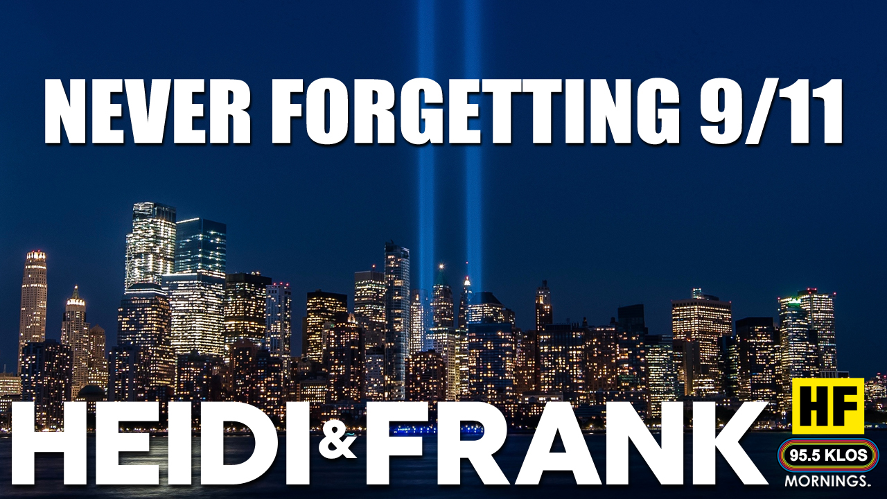 Never Forgetting 9/11