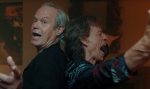 """Mick Jagger Duets With Younger Brother Chris Jagger For Chris's New Song """"Anyone Seen My Heart"""""""