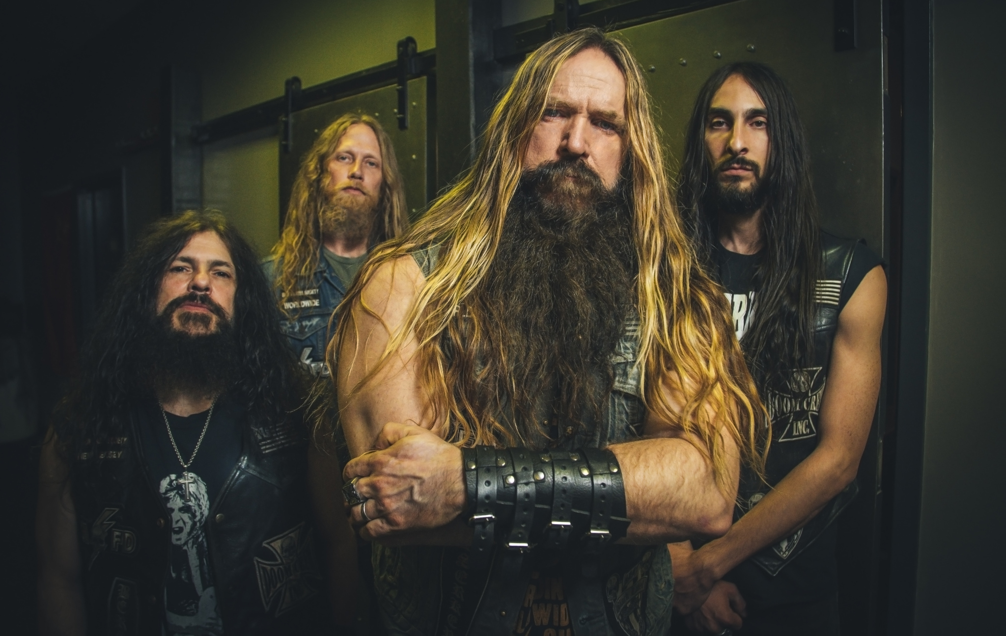 Zakk Wylde Checks In With Marci Wiser About Black Label Society, Ozzy, and His Latest Album