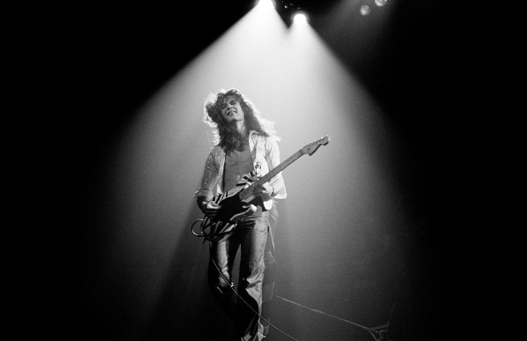 1 Year Anniversary Of Eddie Van Halen's Death