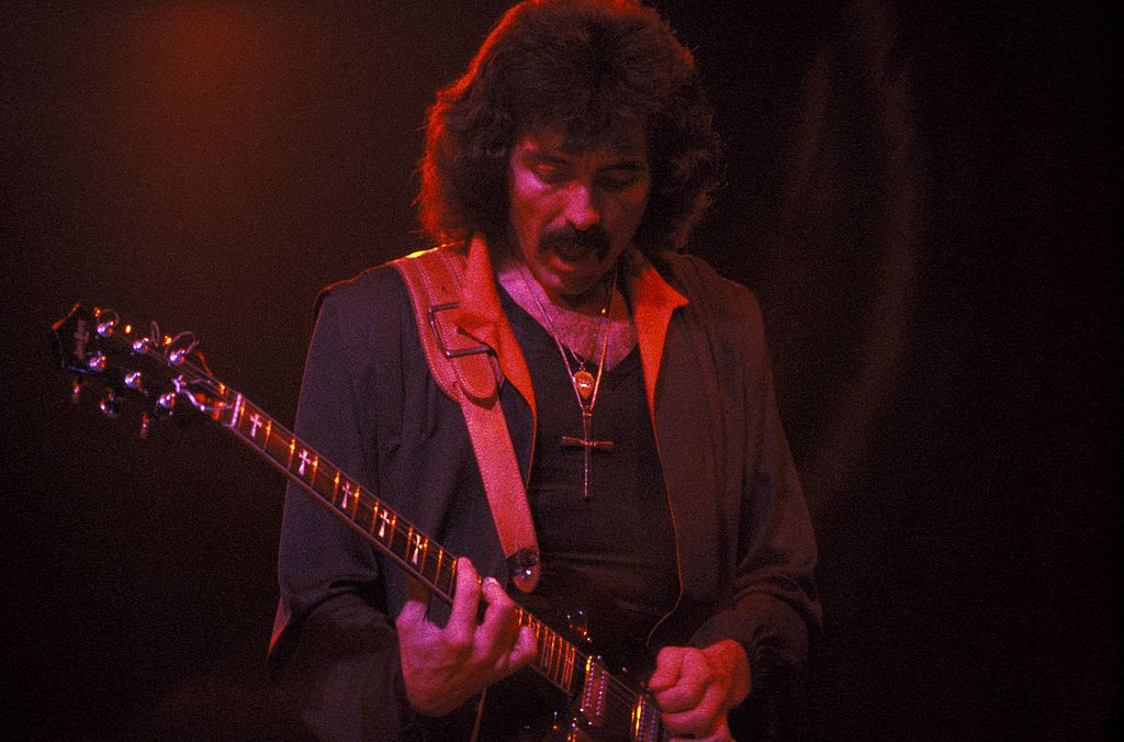 Scientists Name Eel-Like Creature Fossil After Tony Iommi