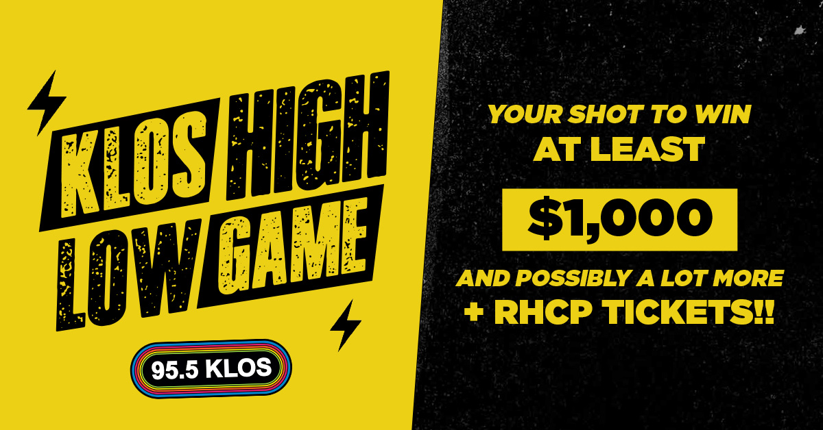KLOS High/Low Game