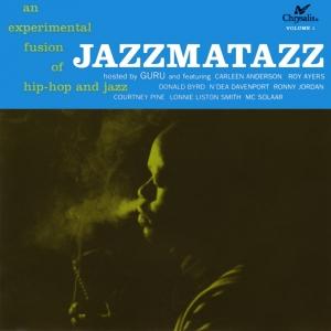 "Guru's ""Jazzmatazz Vol. 1"" Album Gets 25th Anniversary 3-LP Deluxe Vinyl Reissue"