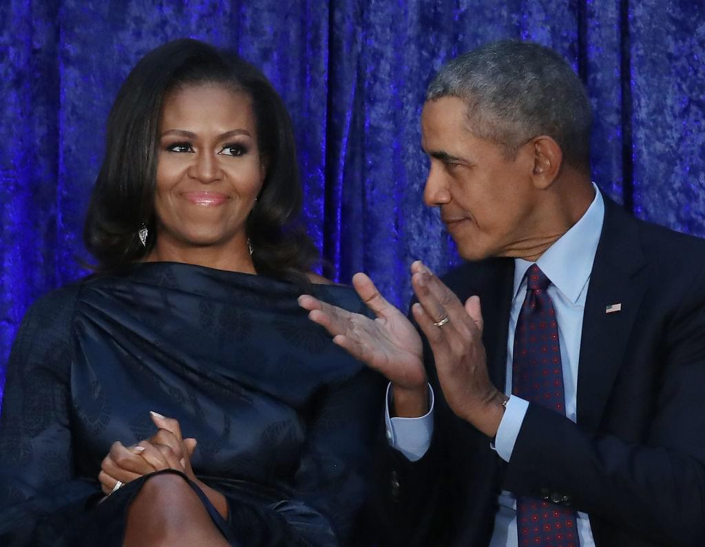 The Obamas Sign A Multi-Year Production Deal To Make Shows With Netflix