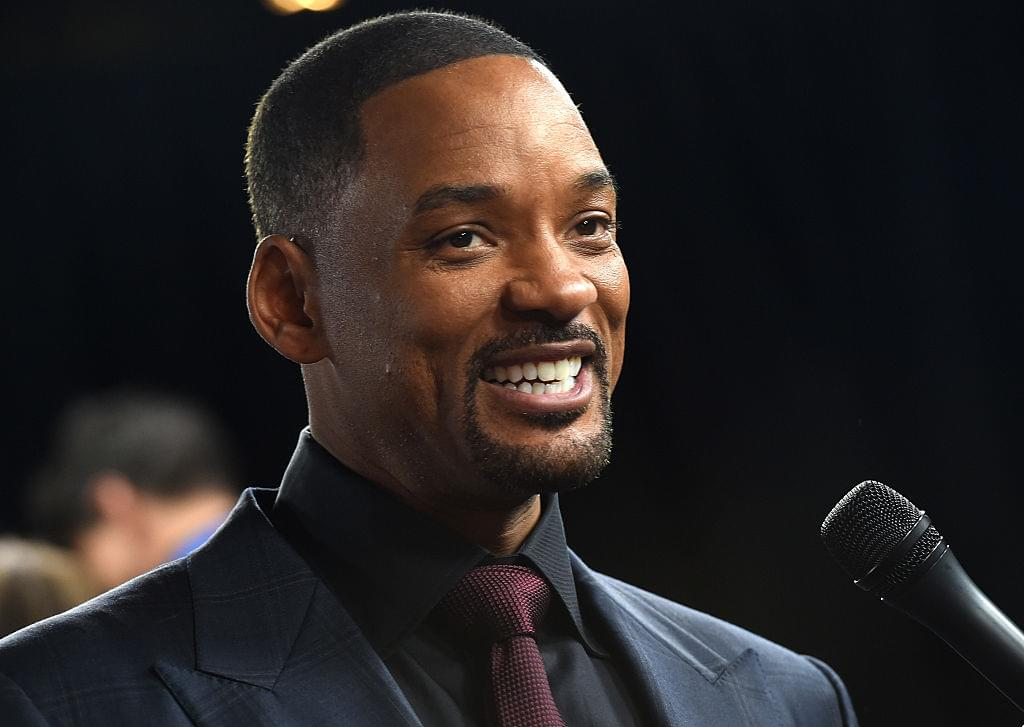 Will Smith Working On The Official 2018 FIFA World Cup Song