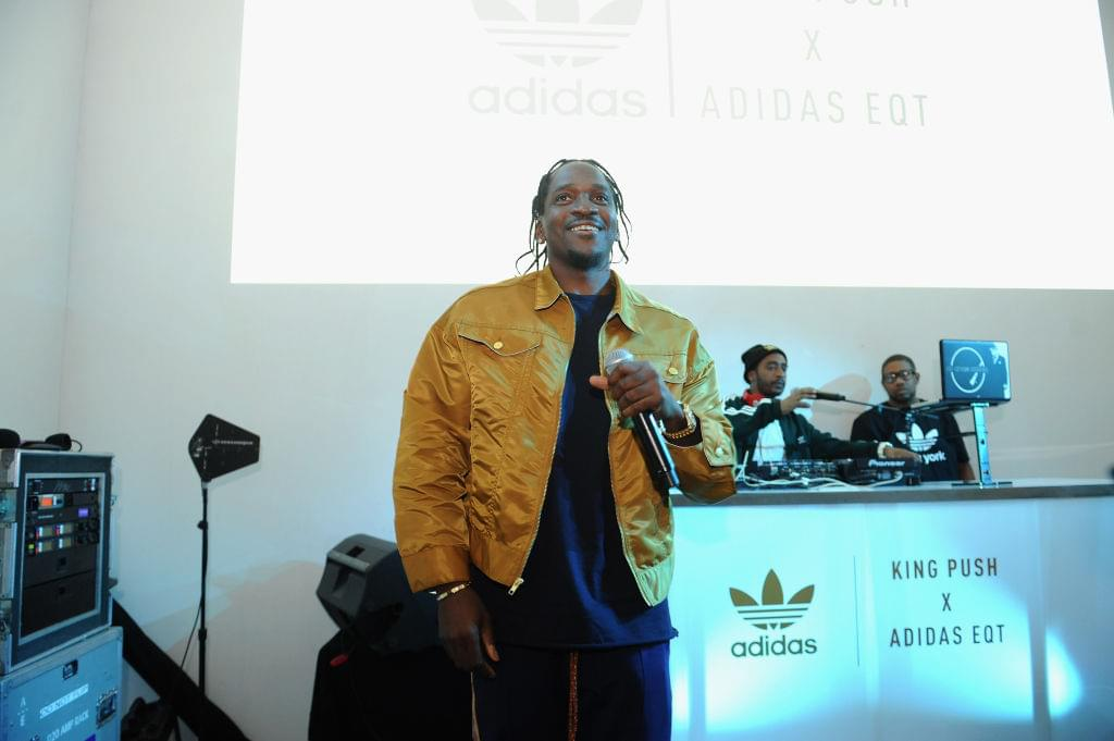 Pusha T: All New G.O.O.D Music Albums Will Have Seven Songs