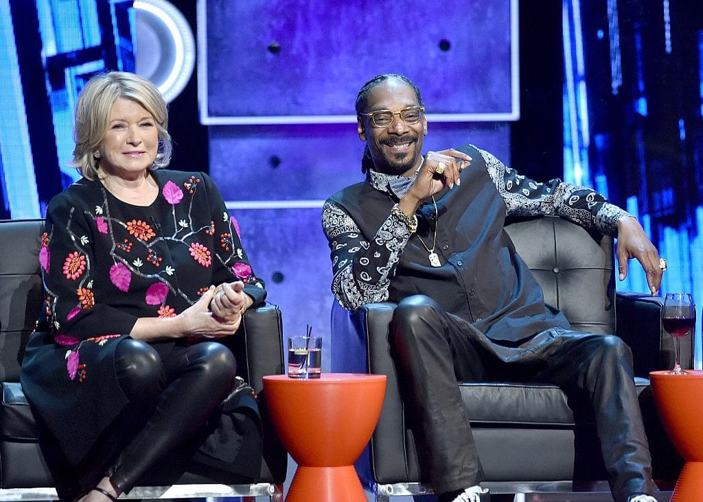 Martha Stewart Is Helping Snoop Dogg Launch A New Culinary Career