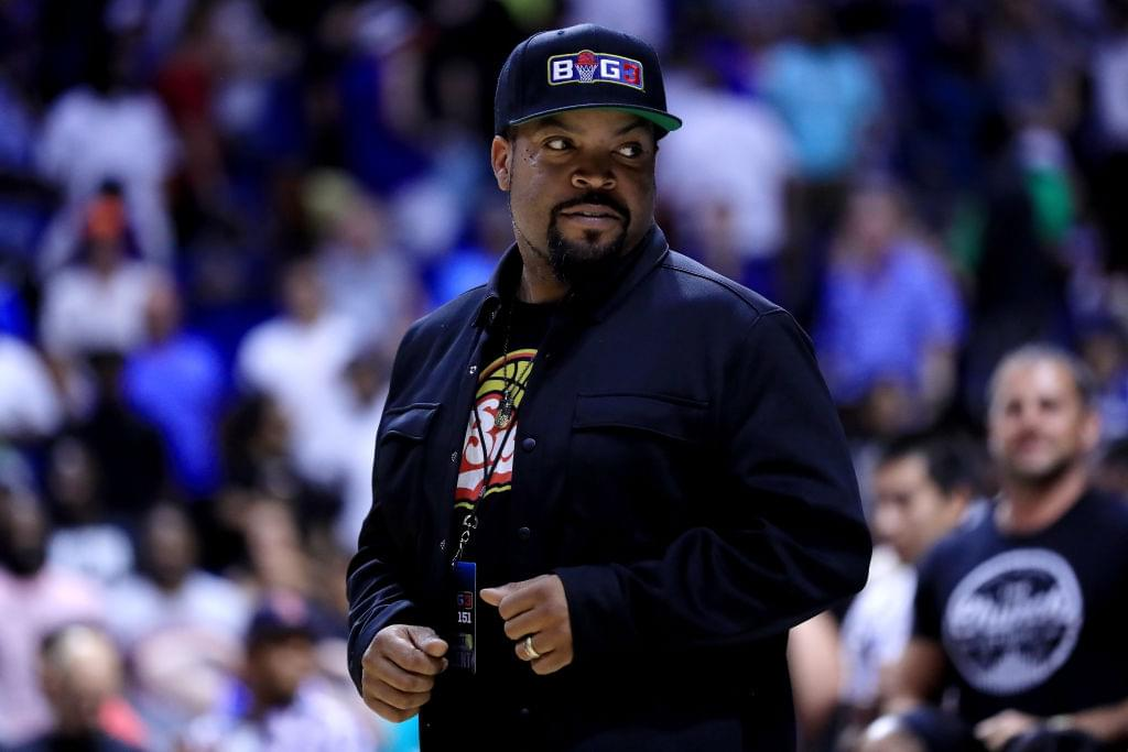 Ice Cube Says He's Finishing The Script For The 'Last Friday' Movie
