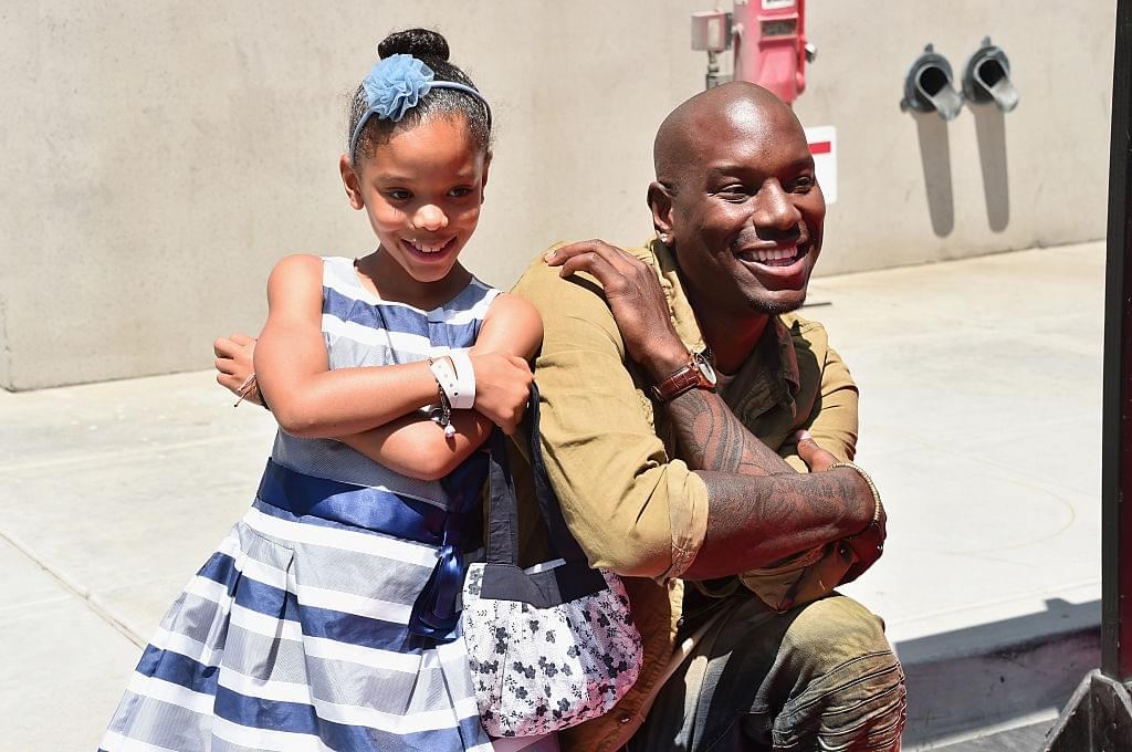 Tyrese Reportedly Looking To Get Full Custody of His Daughter