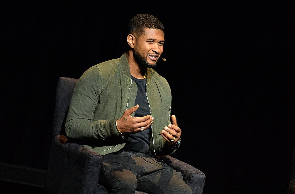 Usher's Male Herpes Accuser Looking To Make The Singer Hand Over Medical Records