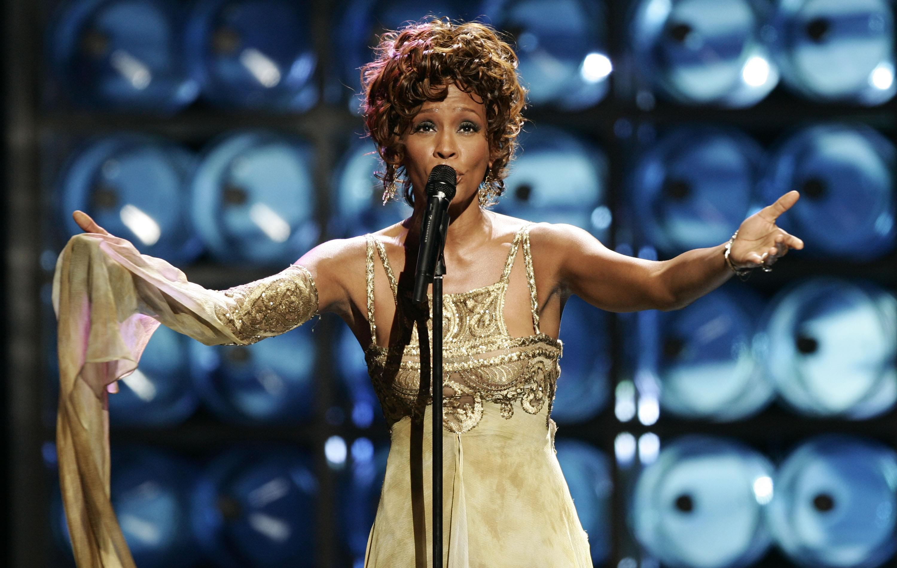 Whitney Houston's Bible Is For Sale For $95k