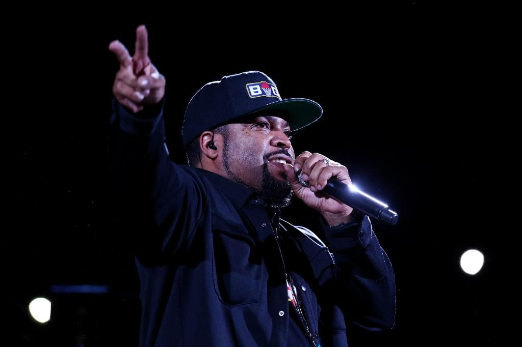 Ice Cube's BIG3 League League In Talks To Start In China