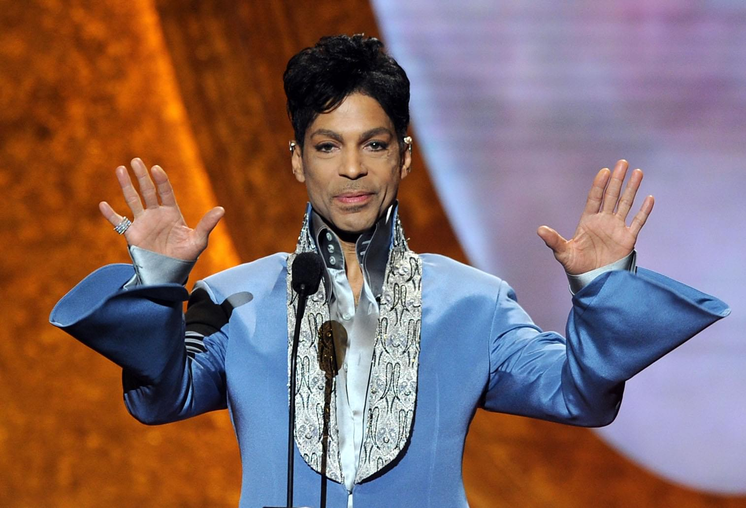 Prince's Estate Gets Reported Deal With Sony Music
