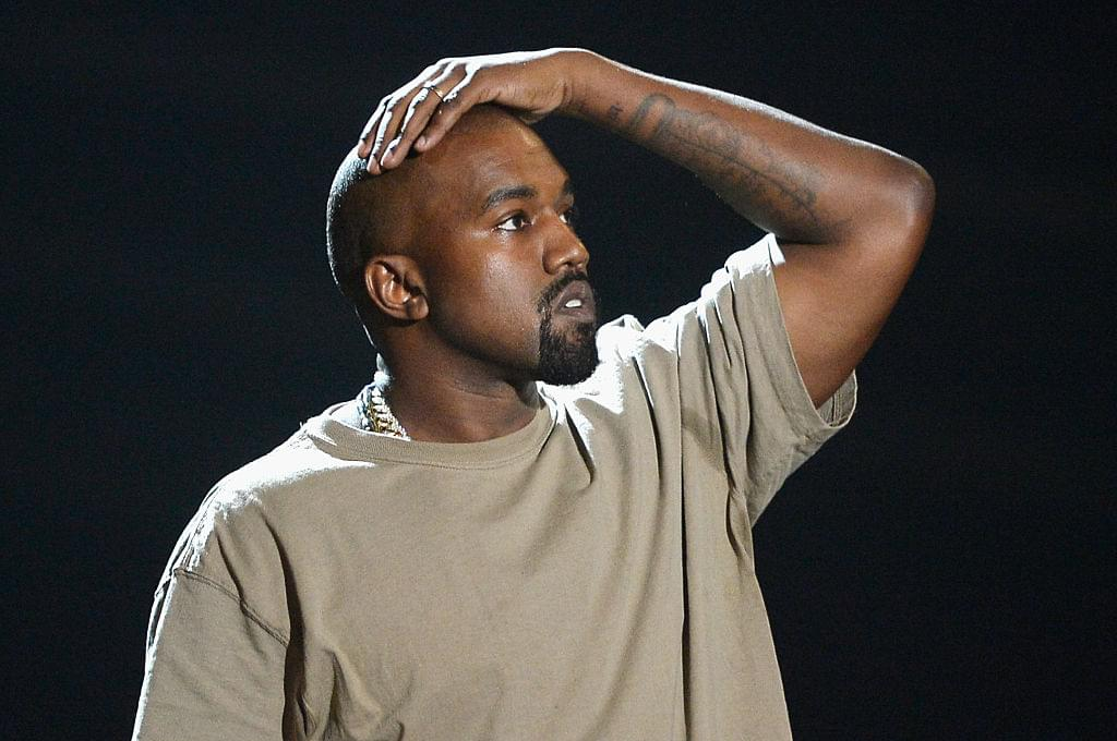 Kanye West's 'Ye' Album Sees A 65% Sales Drop In Its Second Week