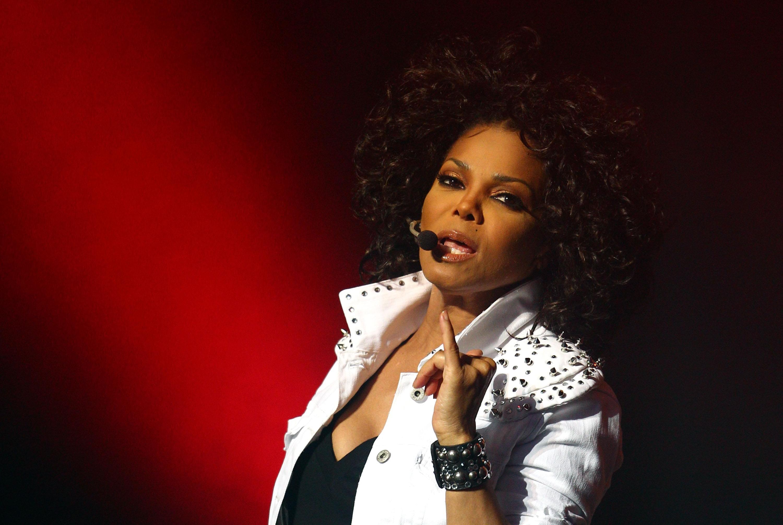 Janet Jackson Talks Conquering Depression