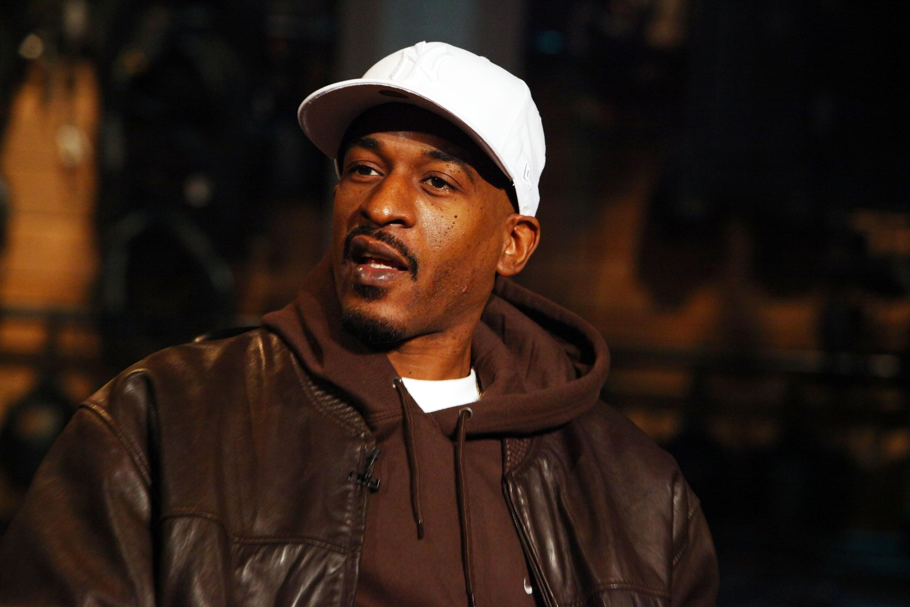 Rakim Premieres New Music In 'Luke Cage' Season 2